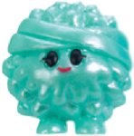 Boomer figure pearl green