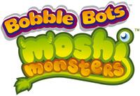 Moshi Monsters Bobble Bots logo