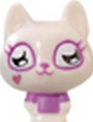 Lady Meowford figure micro