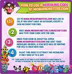 Code moshling web