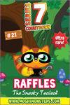 Countdown card s7 raffles