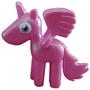 Angel figure pearl pink