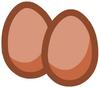 Moshi Cupcakes ingredient eggs unused