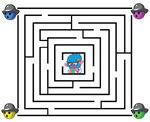 Bushy Fandango Bowler Balls puzzle