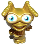 Agony Ant figure gold