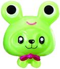 Scamp figure scream green