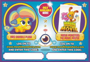 Issue 38 Code Card Back