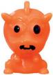 Snookums figure pumpkin orange