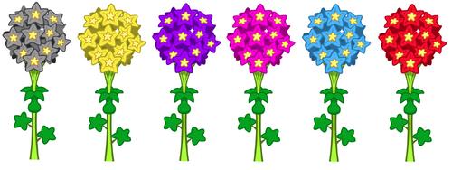 Star Blossom grown