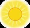 WallScrawl Sun