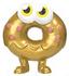 Oddie figure gold