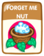 Forget Me Nut