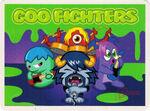 Moshi Monsters Postcard - Goo Fighters Keeping it Loud