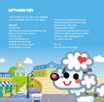 Moshi movie soundtrack booklet Page 06