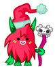 Twistmas Hoodoo red