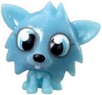 White Fang figure voodoo blue