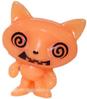 Sooki Yaki figure pumpkin orange