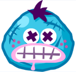 Moshling Boshling glump bloopy injured