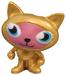 Sooki Yaki figure gold