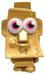 Rocky figure gold