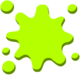 Profile colour ecto green