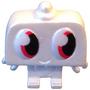 Nipper figure pearl white
