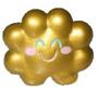 Nimbus figure gold