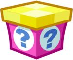 Mystery Box angel