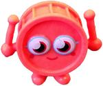 Wallop figure shocking pink