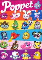 Poppet Magazine issue 5 cover front