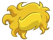 Surf Rock Wig