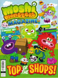 Magazine issue 62 cover front