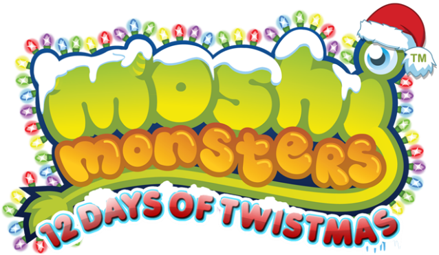 File:Moshi Monsters 12 Days of Twistmas Logo.png