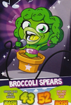TC Broccoli Spears series 1