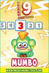 Countdown card s9 mumbo