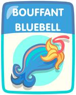 Bouffant Bluebell