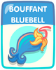 Bouffant Bluebell
