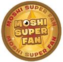 Moshi Super Fan Badge