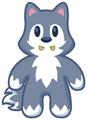 Cuddly Werewolf