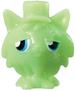 Gingersnap figure scream green