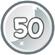 Level 50 icon