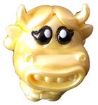 Betty figure pearl yellow