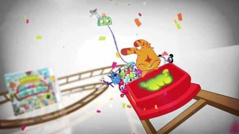 Moshi Monsters Moshlings Theme Park Official Trailer