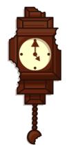 Choc Clock