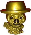 Hoolio figure gold