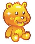 Oscar the Scare Bear