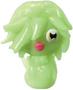 Cali figure scream green