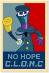 CLONC No Hope Poster