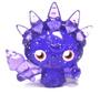 Liberty figure glitter purple