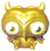 Prof Purplex figure gold